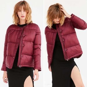 UO Silence + Noise Storm Puffer Jacket